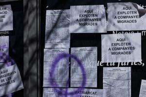 La CGT denuncia Monserveis per seguir pagant treballadores en negre i per acomiadar la delegada sindical