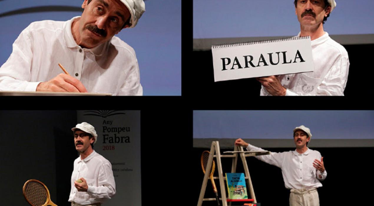 Teatre POMPEU FABRA, JUGADA MESTRA!