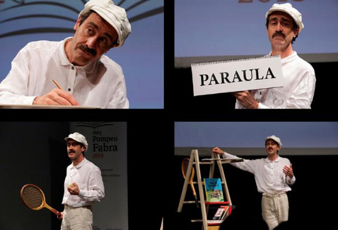 Teatre POMPEU FABRA, JUGADA MESTRA! @ Monestir de Sant Llorenç (GUARDIOLA DE BERGUEDÀ)