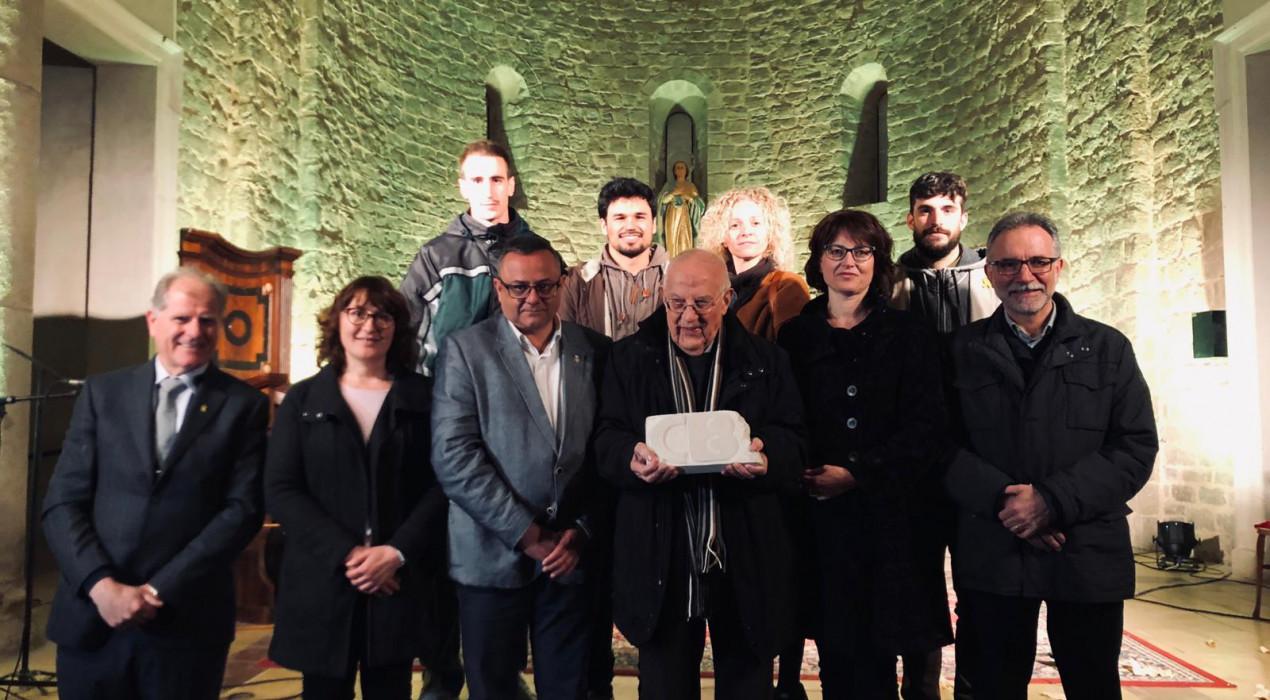 La Closca, Slim Art i Climent Forner, guanyadors dels Premis de Cultura del Berguedà 2019