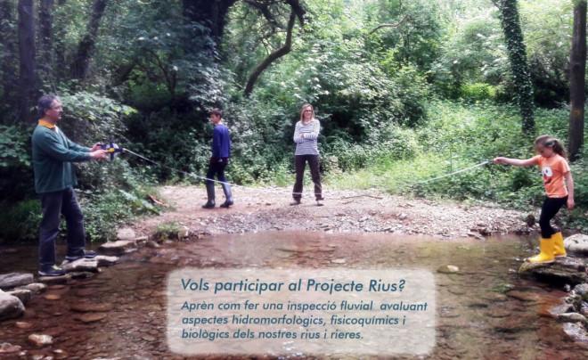 Projecte Rius @ Final del camí de Pedret, inici de la via verda del Llobregat (BERGA)