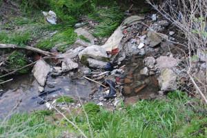 La canalització de les aigües brutes de la Rasa dels Molins no s'iniciarà fins a l'estiu
