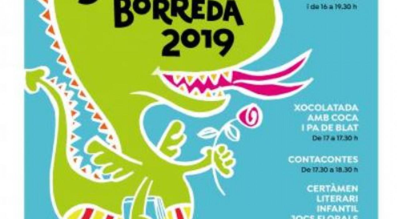 Sant Jordi 2019 a Borredà