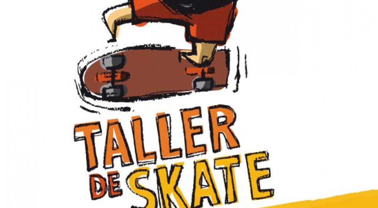 Taller de skate · abril 2019