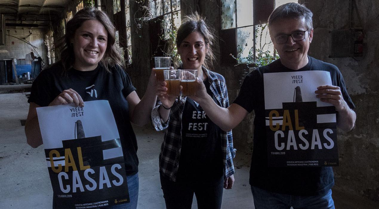 Puig-reig prepara el primer Vieer Fest interior, a la fàbrica de Cal Casas