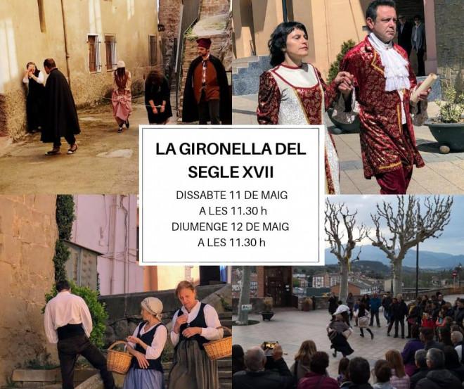 """Visites teatralitzades """"La Gironella del segle XVII"""" @ Plaça Armengou (GIRONELLA)"""