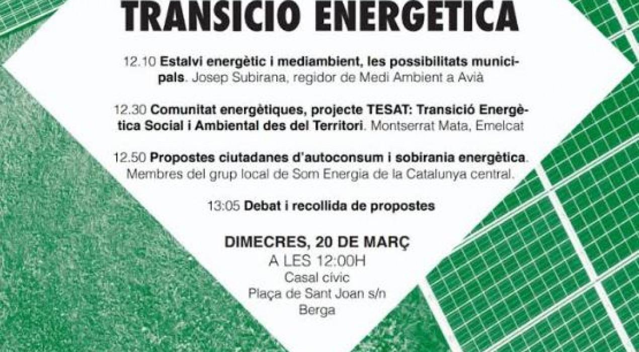 Els municipis: actors claus de la transició energètica