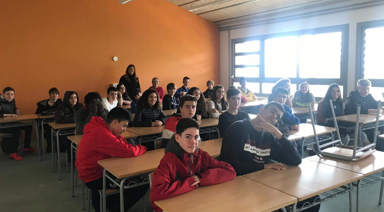 Berga estrena el nou institut Serra de Noet, l'equipament educatiu més reivindicat de l'última dècada a la ciutat