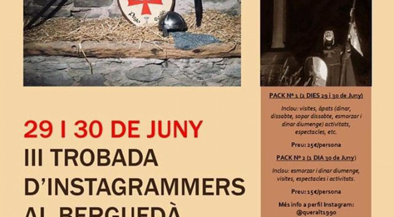 III Trobada d'Instagramers del Berguedà