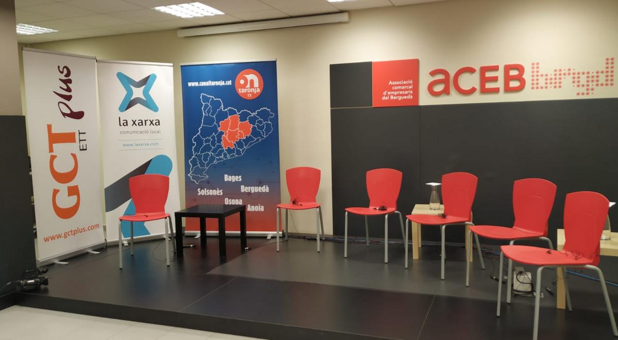 Berga acull aquest dimecres el debat de candidats a presidir la Cambra de Comerç de Barcelona
