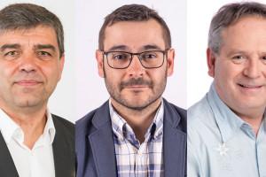 Jesús Calderer vol la revàlida com a alcalde de Cercs; ERC estrena candidat i PIBER manté Germán Sánchez