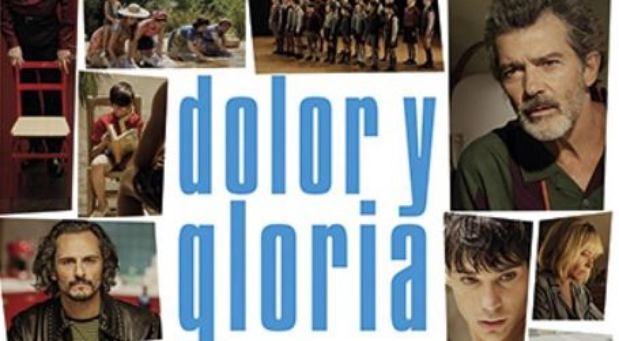 Cinema a Berga: DOLOR Y GLORIA