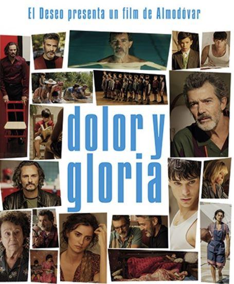 Cinema a Berga: DOLOR Y GLORIA @ Teatre Patronat de Berga