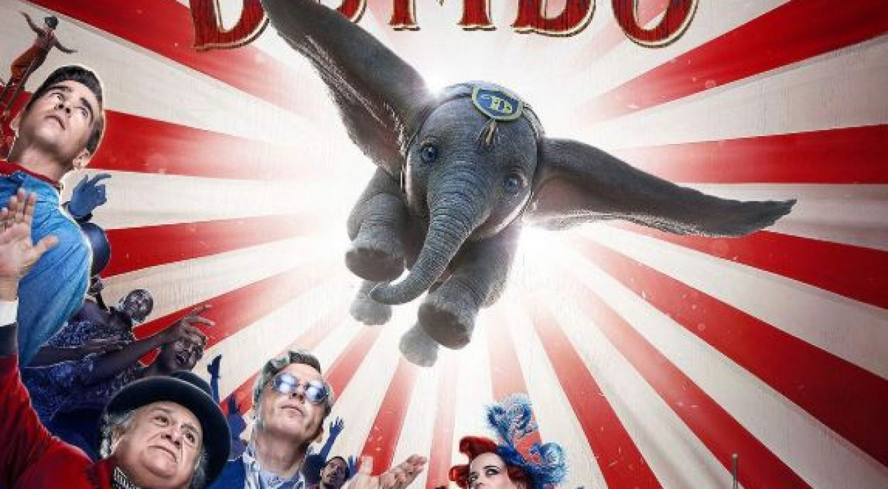 Cinema a Berga: DUMBO