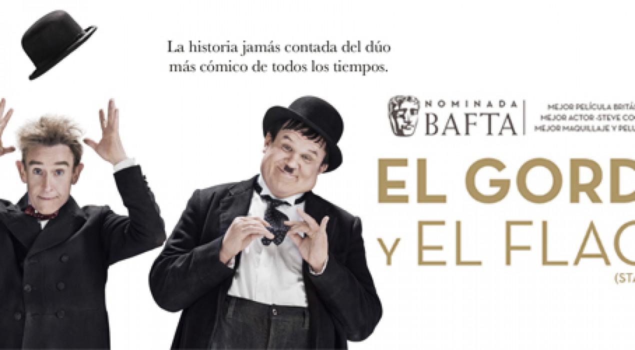 Cinema a Berga: EL GORDO Y EL FLACO