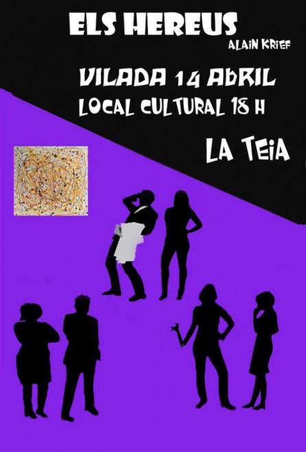 TEATRE Els Hereus @ Local Cultural (VILADA)