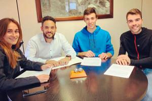 """El Consell Comarcal patrocinarà tres esportistes d'elit perquè promoguin la marca """"Berguedà, terra de futurs"""""""