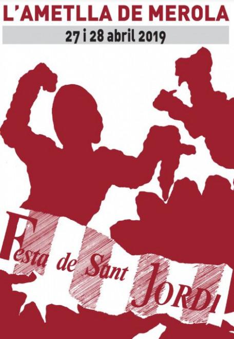 Festa Sant Jordi - Festa de l'arbre 2019 @ L'Ametlla de Merola