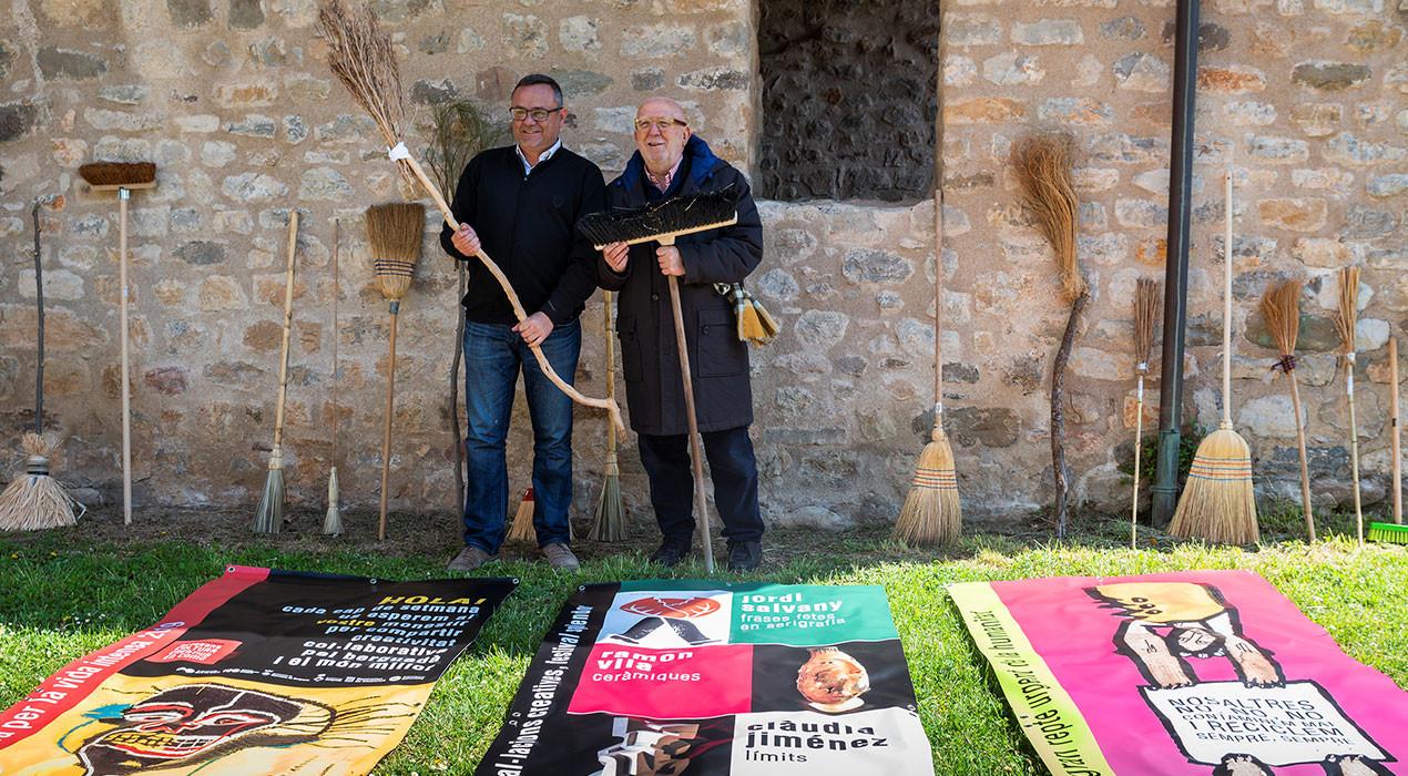 El festival de primavera del monestir de Sant Llorenç posa l'accent en la música