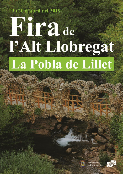 Fira de l'Alt Llobregat @ La Pobla de Lillet