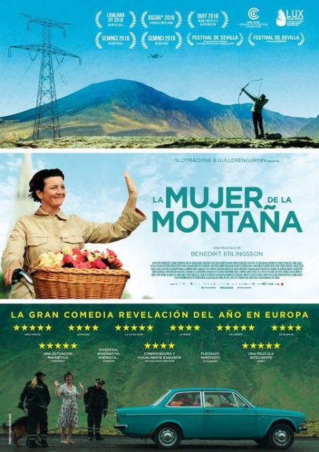 Cinema a Berga: LA MUJER DE LA MONTAÑA @ Teatre Patronat de Berga