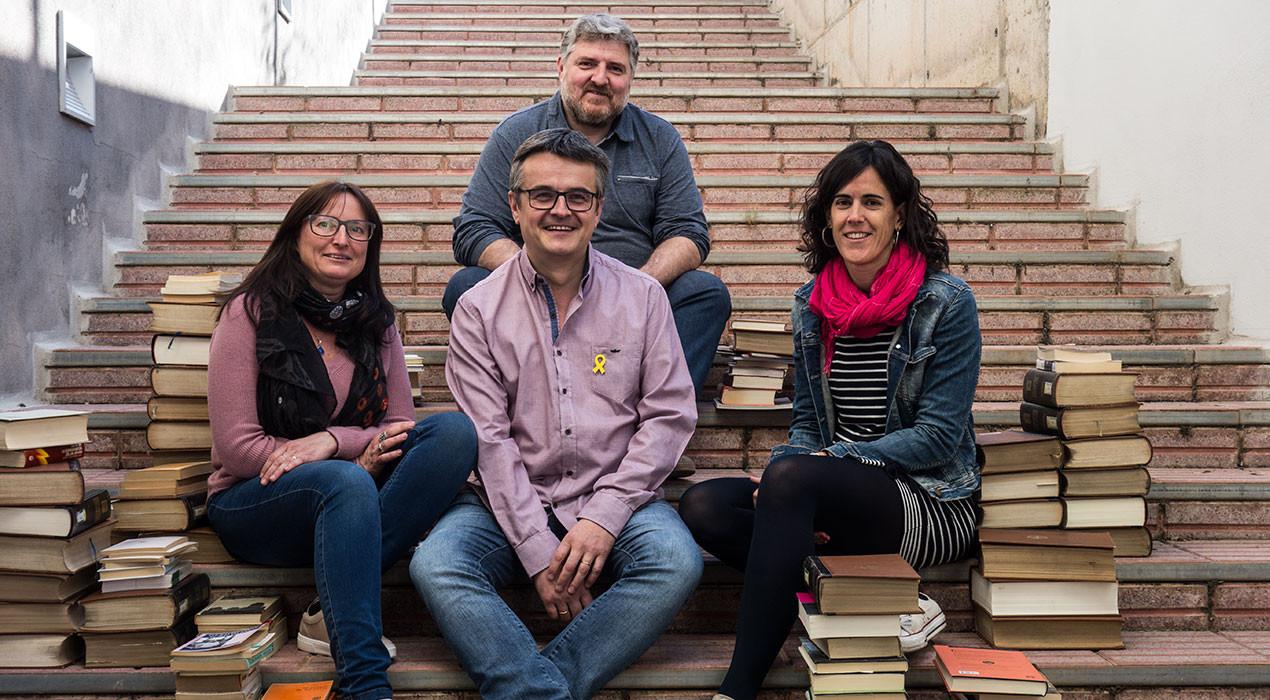 La biblioteca de Puig-reig, punt de trobada dels clubs de lectura del Berguedà, el Bages i el Moianès