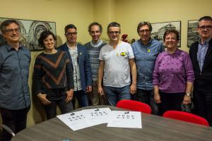 """Puig-reig prepara un musical """"que parli del poble"""", amb Sergi Cuenca i la Polifònica com a caps de cartell"""
