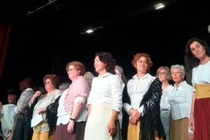 Les corals i el teatre d'Avià i Casserres s'uneixen per posar en escena la sarsuela 'Cançó d'amor i de guerra'