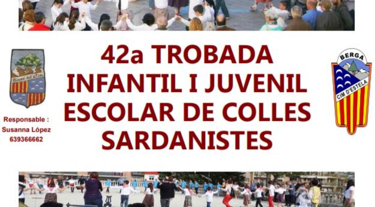 42a Trobada Infantil i Juvenil Escolar de Colles Sardanistes