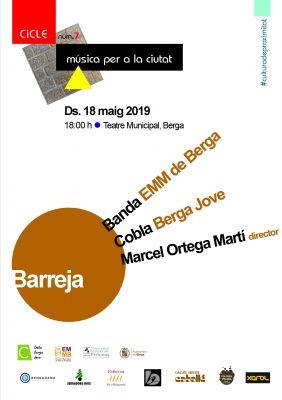 Concert 'Barreja' @ Teatre Municipal de Berga