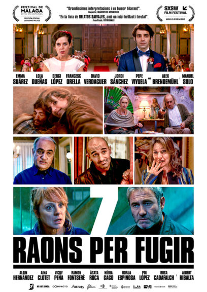 Cicle Gaudí: 7 RAONS PER FUGIR @ Teatre Patronat de Berga