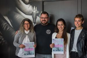 La solidaritat fa possible els primers tatuatges oncològics al Berguedà