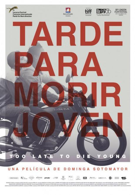 Cinema a Berga: TARDE PARA MORIR JOVEN @ Teatre Patronat de Berga