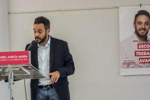 Abel García, escollit per liderar l'executiva del PSC al Berguedà