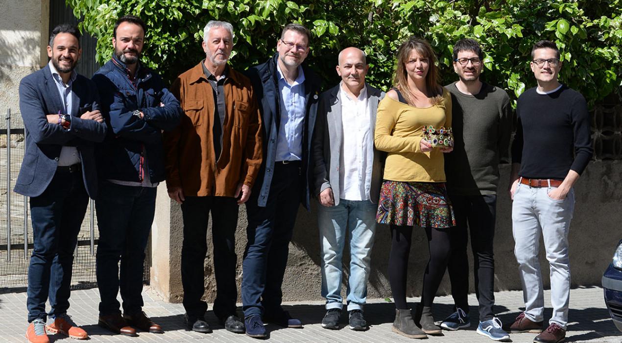 L'Aquí Berguedà organitza diumenge un debat entre els 8 candidats a l'alcaldia de Berga a la plaça de Sant Pere