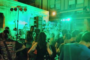 Berga oferirà una revetlla alternativa amb un concert a la plaça de les Cols paral·lel als salts de Patum a la plaça