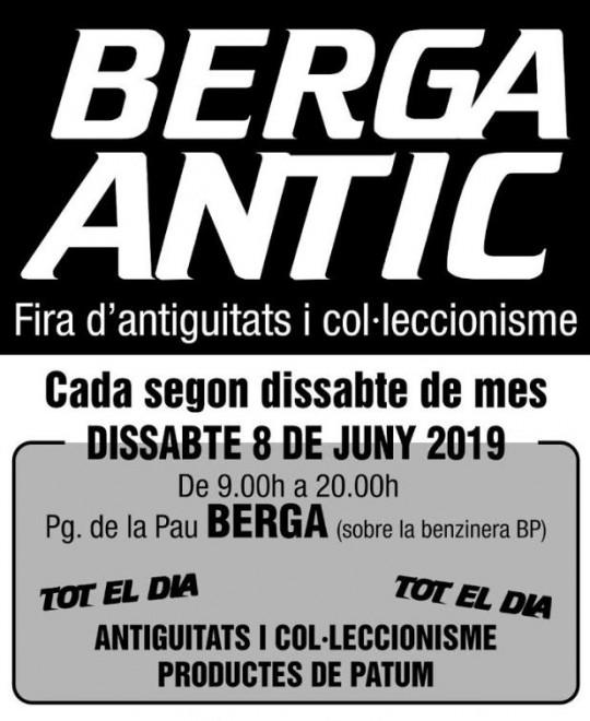 Berga antic · juny 2019 @ Passeig de la Pau (BERGA) *sobre benzinera BP