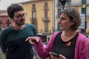 La consellera de Salut dona suport a Ramon Camps i reivindica el paper d'ERC per desencallar el traspàs de l'hospital