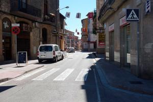 Les carreteres de Ribes, Sant Fruitós i Solsona, la Ronda Moreta i el carrer del Roser passen a ser de l'Ajuntament de Berga