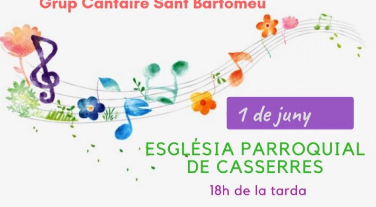 Concert solidari de cant coral