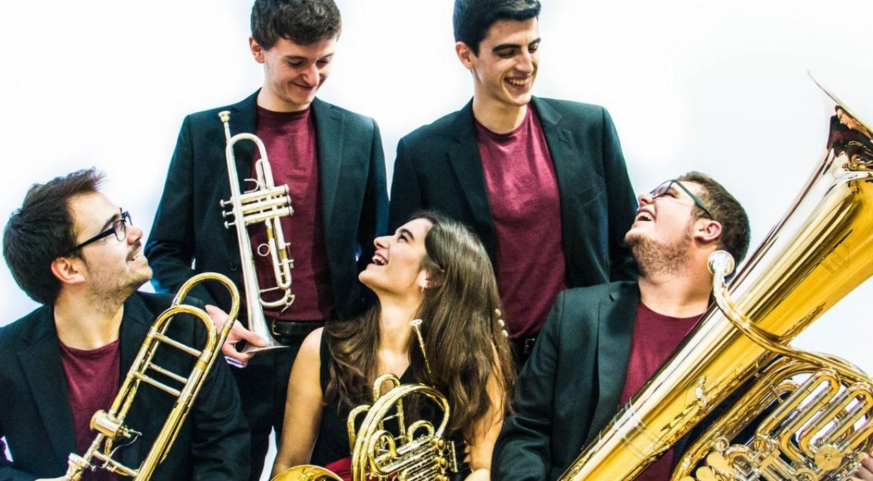 Concert KamBrass Quintet