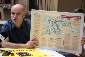 La CUP promet prioritzar l'estació d'autobusos i convertir part del mercat municipal en un pàrquing