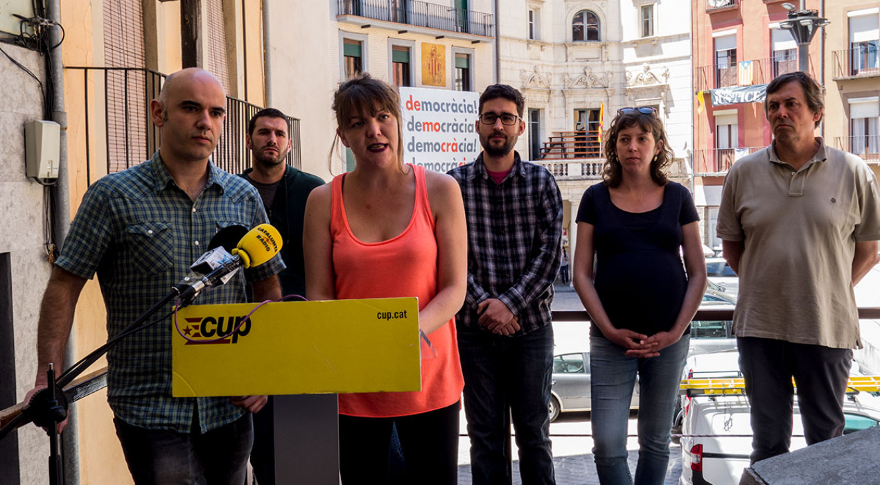 La CUP governarà sola a Berga