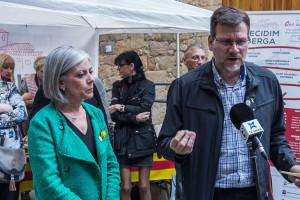 """Decidim Berga vol atorgar a la Valldan """"una autonomia descentralitzada"""", permetent que s'autogestioni el pressupost"""