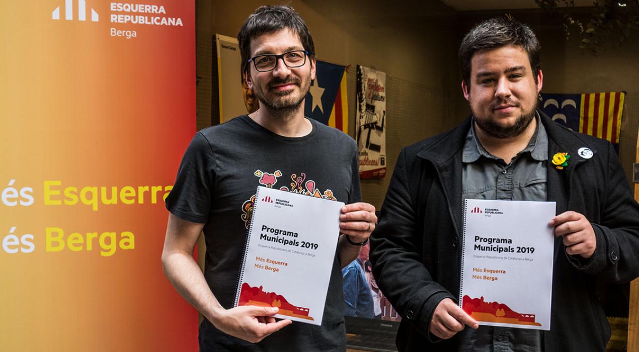Esquerra insisteix en convertir Berga en la capital de la cultura catalana i vol crear el Dia de la Diversitat