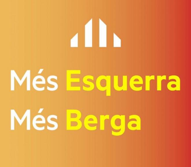 Paradeta informativa ERC BERGA @ Passeig de la Indústria (BERGA)