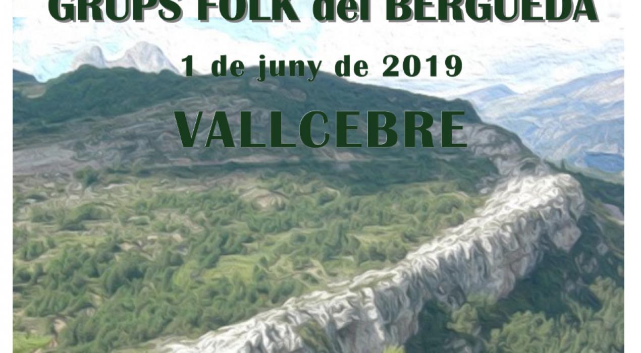 FESTA DE GRUPS FOLK DEL BERGUEDÀ 2019