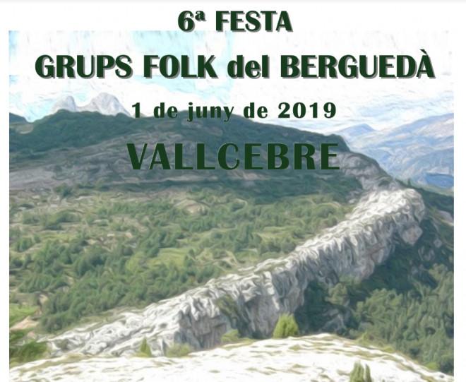 FESTA DE GRUPS FOLK DEL BERGUEDÀ 2019 @ Alberg de Vallcebre