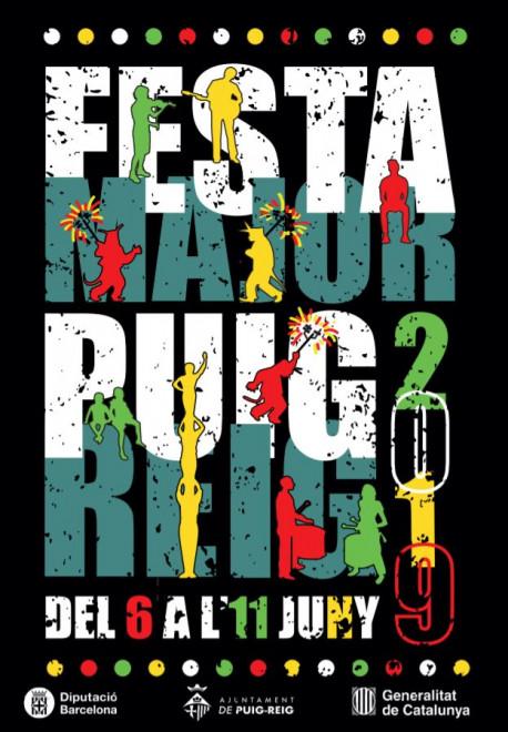 Festa Major de Puig-reig 2019 @ Puig-reig