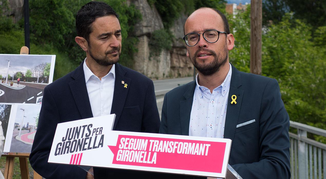 David Font arrasa a Gironella i amplia la seva majoria absoluta a 9 regidors